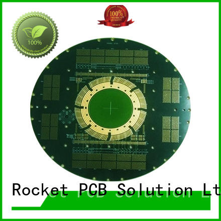 top quality metal core pcb substrate for wholesale Rocket PCB