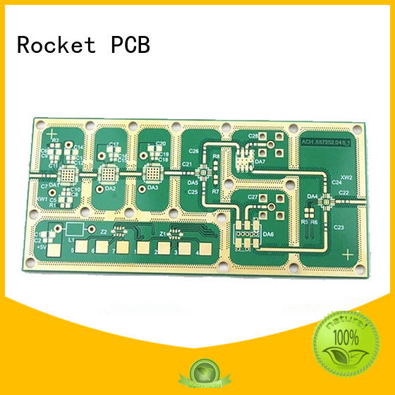 Rocket PCB multicavity high frequency PCB cavities for sale