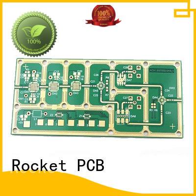 high frequency PCB board pcb Rocket PCB