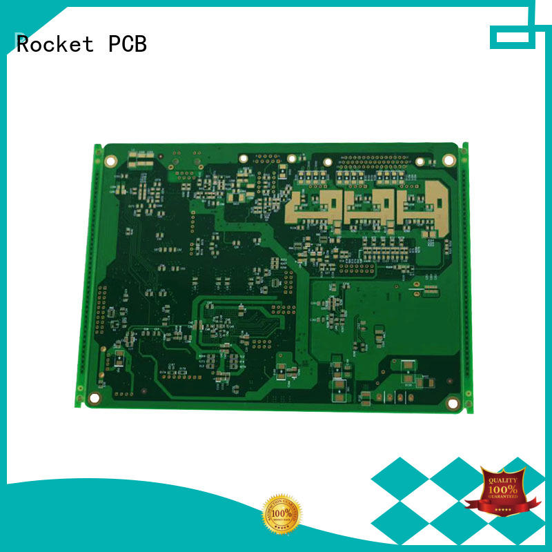 Rocket PCB conductor power pcb for electronics