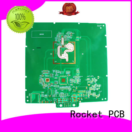 Rocket PCB rogers printed circuit board testing rogers for electronics