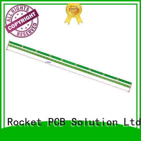 Rocket PCB long big pcb custom size smart house control