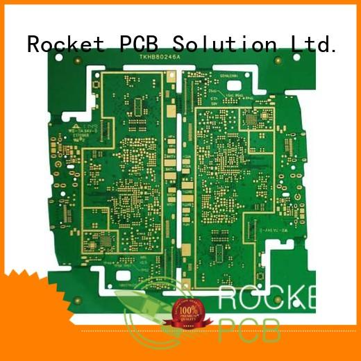 Rocket PCB free sample HDI PCB hdi interior electronics