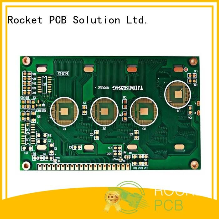 Rocket PCB wholesale printed circuit board industry wire for automotive