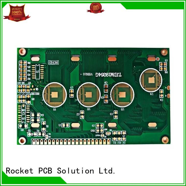 Rocket PCB top brand wire bonding pcb surface finished for digital device