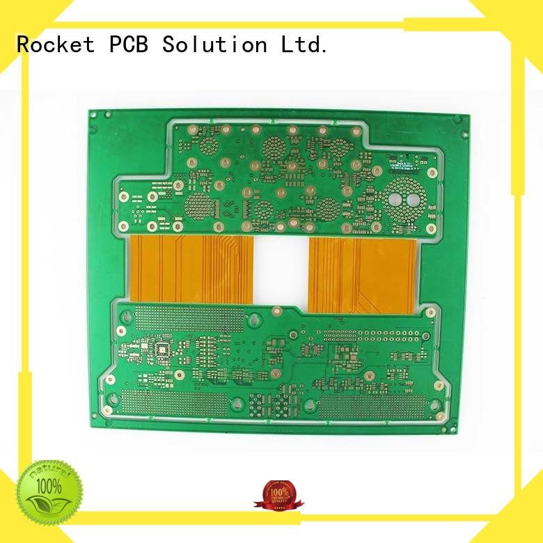 Rocket PCB wholesale rigid flex pcb top brand industrial equipment