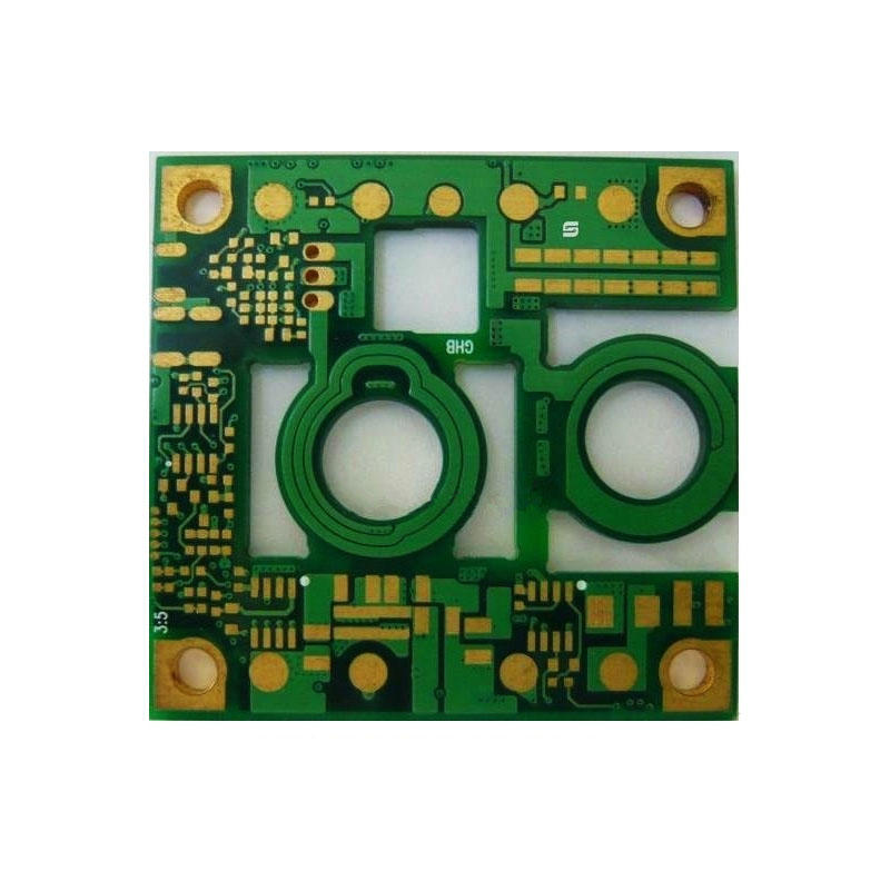 Rocket PCB maker pcb copper coin for electronics-3