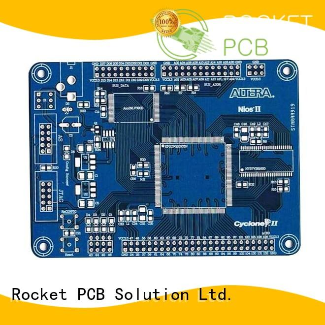 quick double sided pcb board bulk turn around electronics