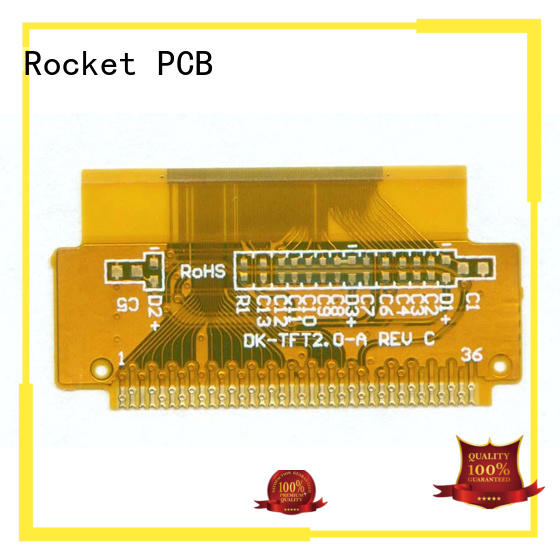 flexible pcb flexible for automotive Rocket PCB