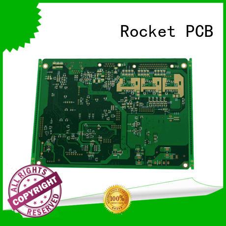 heavy custom pcb board maker for electronics Rocket PCB