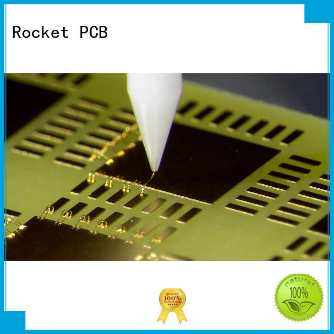 Rocket PCB finished printed circuit board industry bulk fabrication for digital device