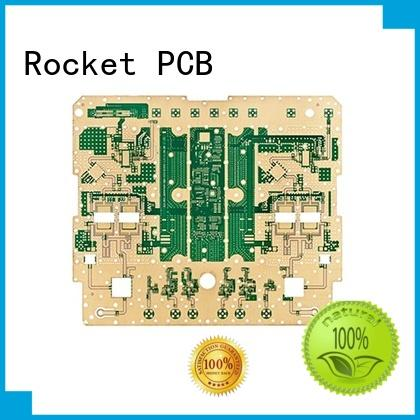 Rocket PCB customized rf pcb factory price instrumentation