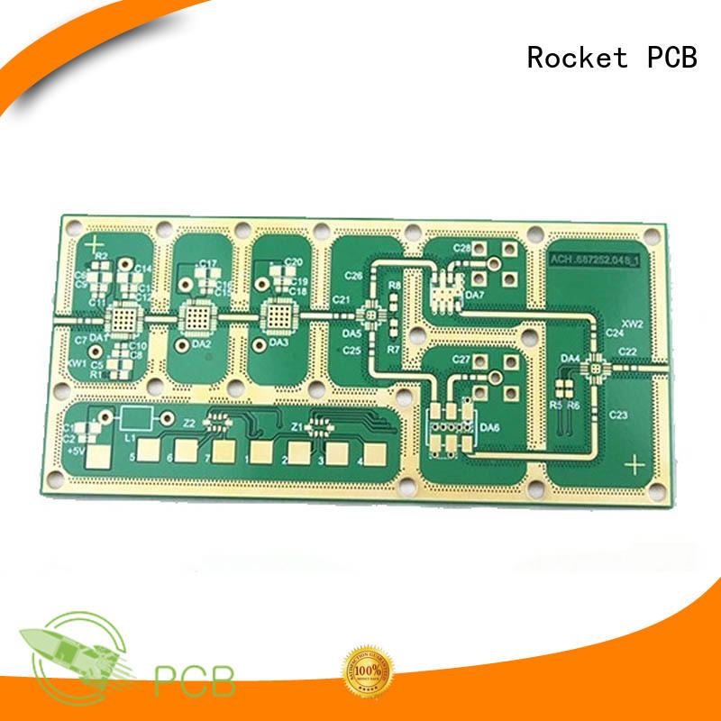 cavity pcb depth Rocket PCB