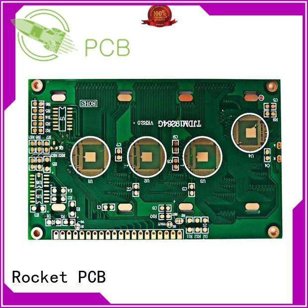 Rocket PCB wholesale wire bonding technology bulk fabrication for electronics