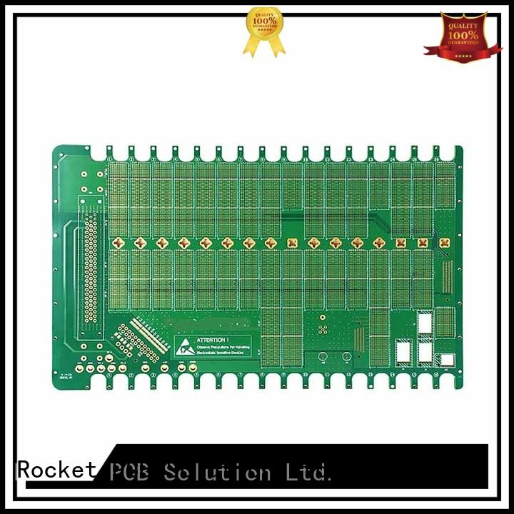 Rocket PCB board pcb technologies fabrication for auto