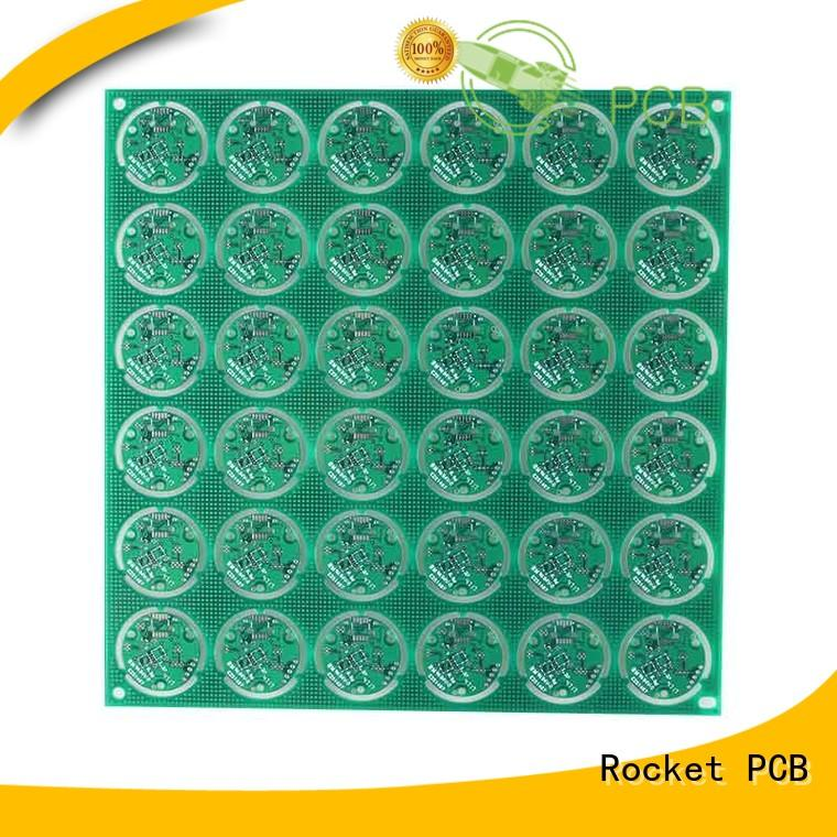 Rocket PCB hot-sale single sided pcb volume digital device