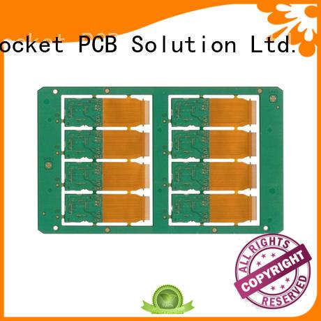 Rocket PCB circuit rigid flex pcb manufacturers for instrumentation