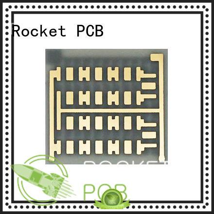 Rocket PCB material ceramic pcb material conductivity for automotive