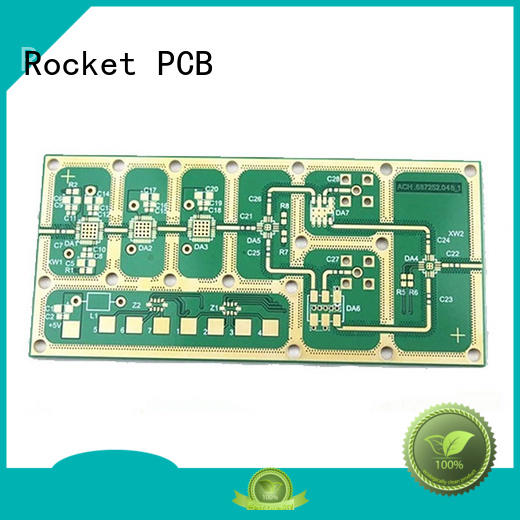 Rocket PCB open power circuit board multilayer