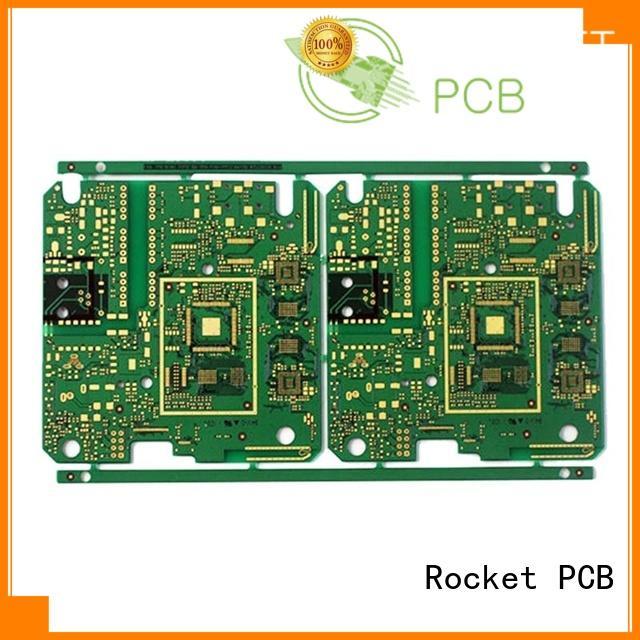 any HDI PCB fabrication multilayer bulk Rocket PCB