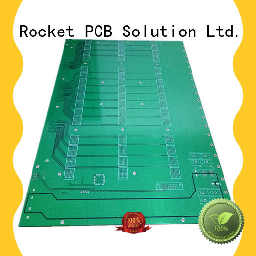 Rocket PCB long large pcb prototype board format smart house control