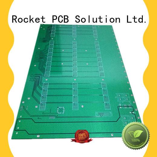 Rocket PCB long large pcb prototype board format smart house control