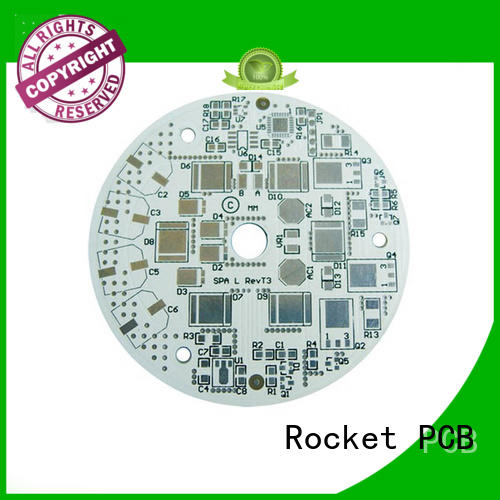 Rocket PCB custom printed circuit boards design fabrication and assembly circuit for digital products