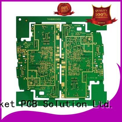 multistage pcb assembly density wide usage Rocket PCB