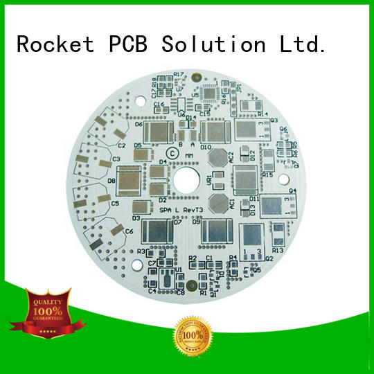 custom aluminum circuit board popular for equipment Rocket PCB