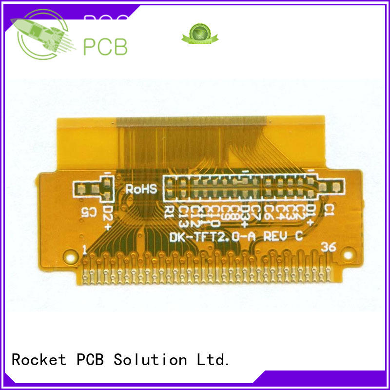 pi flex pcb coverlay for automotive