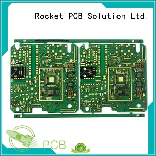stacked pcb manufacturing process free sample fabrication