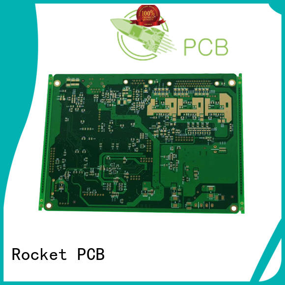 Rocket PCB copper electronic printed circuit board for electronics