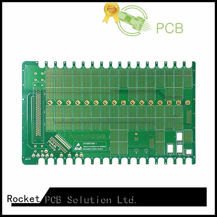 Rocket PCB back plane printed circuit board components quality for auto