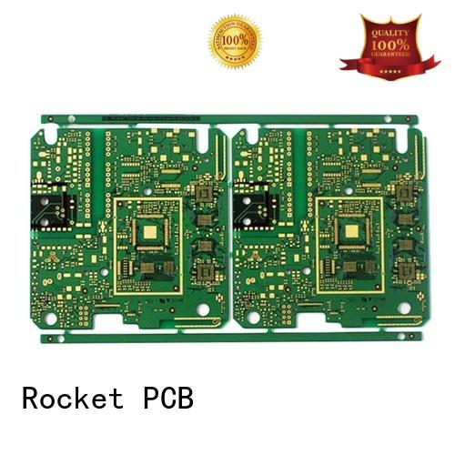 Rocket PCB multi-layer any-layer pcb hdi bulk production