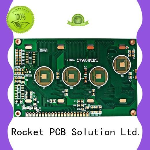 Rocket PCB top brand wire bonding surface finished for digital device