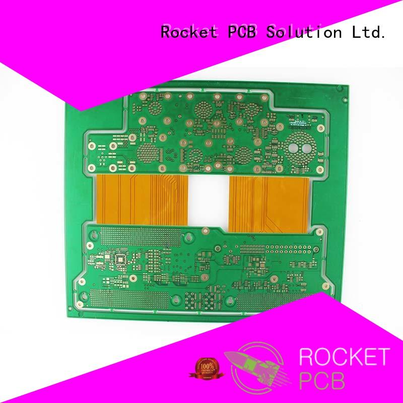 Rocket PCB high-quality rigid pcb boards for instrumentation