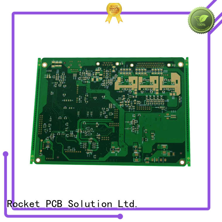 Rocket PCB coil heavy copper pcb power board for electronics