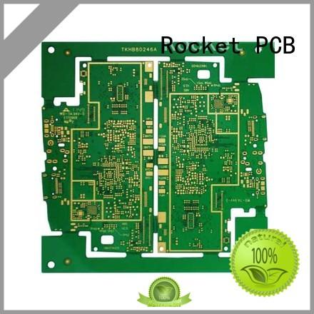 hdi pcb assembly manufacturing interior electronics Rocket PCB