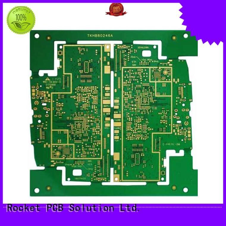 Rocket PCB manufacturing any layer hdi pcb board at discount