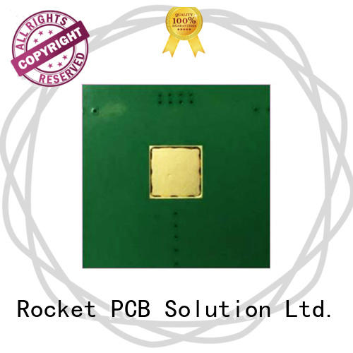 Rocket PCB printed copper coin pcb pcb for electronics