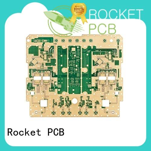Rocket PCB speed RF PCB production cheapest price for automotive