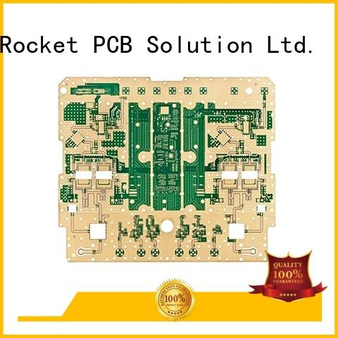 Rocket PCB micro-wave rf pcb factory price industrial usage