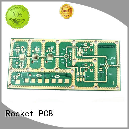 pcb high frequency PCB depth