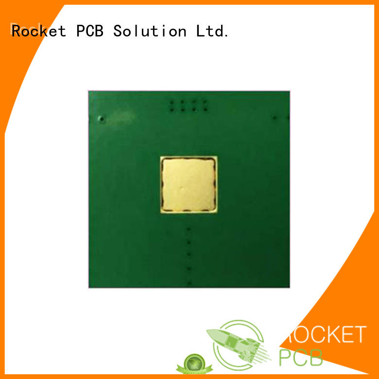 Rocket PCB printed printed circuit board technology core medical equipment