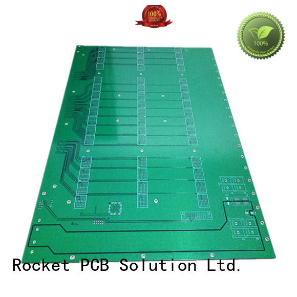Rocket PCB large large format pcb scale smart house control