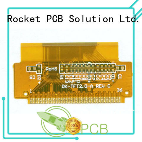 multilayer flexible printed circuit boards pcb high quality for automotive