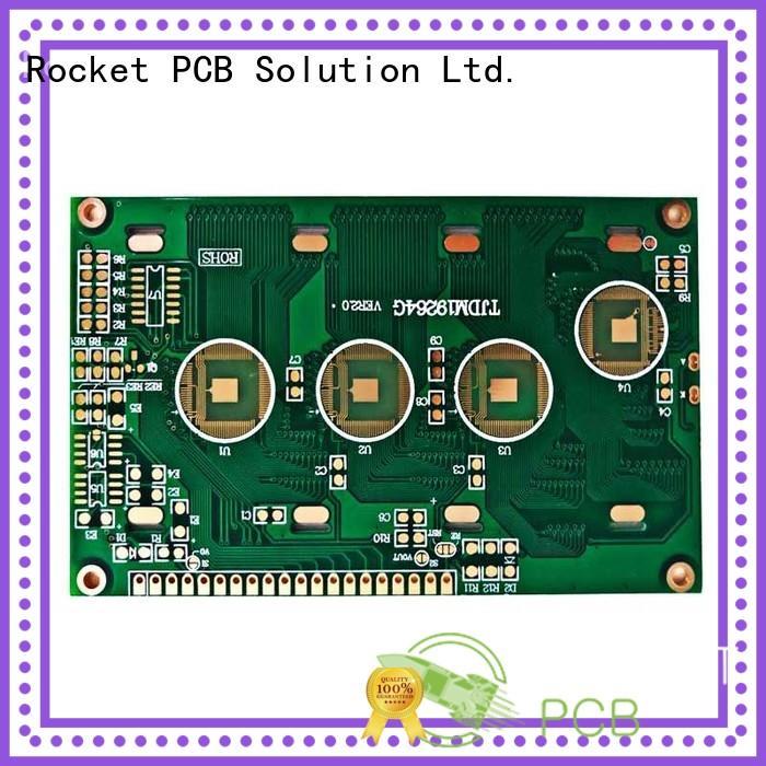 Rocket PCB wholesale wire bonding process bulk fabrication for automotive