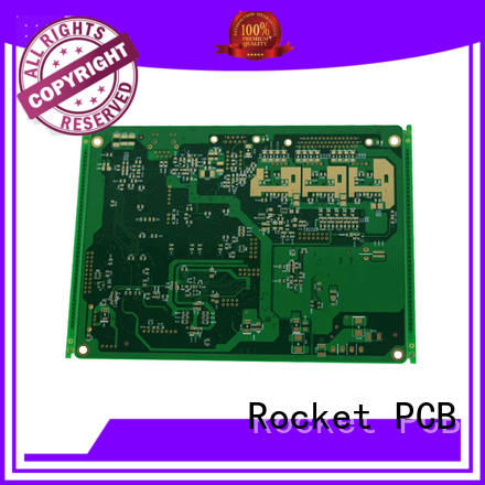 Rocket PCB thick heavy copper pcb for electronics