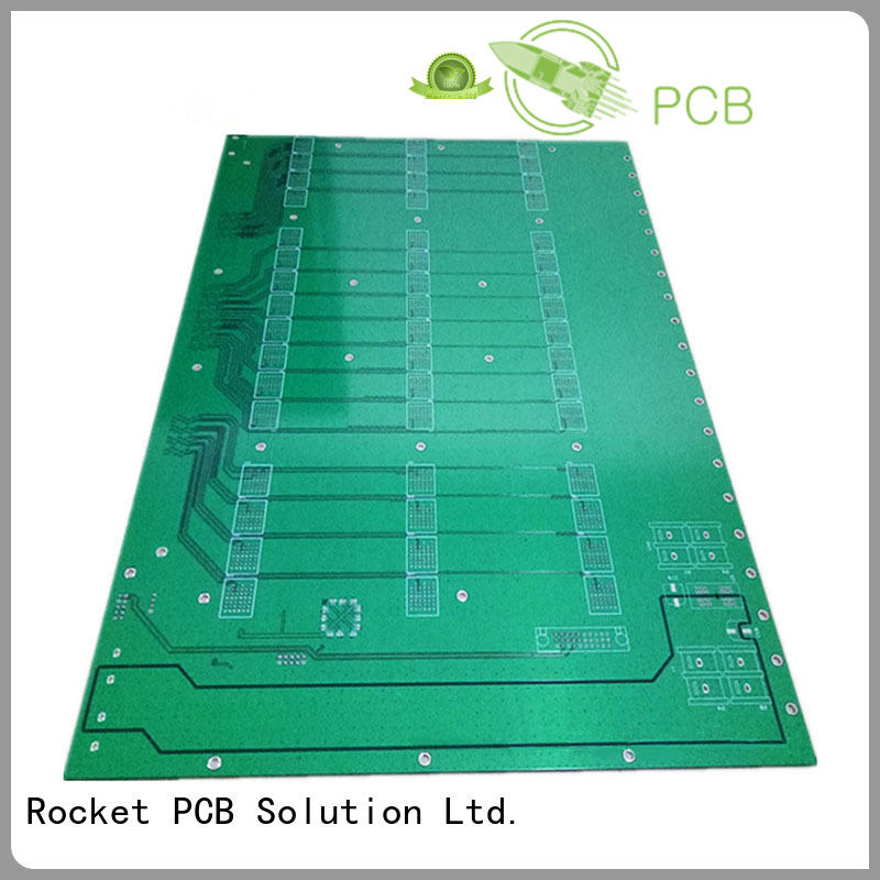 Rocket PCB long large format pcb board for digital device