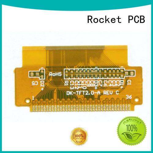 Rocket PCB multilayer flexible pcb flex medical electronics